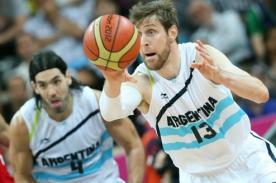 ESPN en vivo: Argentina vs Nigeria (93-79) - Olimpiadas Londres 2012
