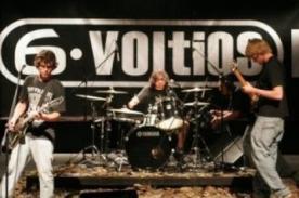 Banda peruana 6 Voltios abrirá concierto de Simple Plan en Lima