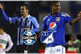 Gremio vs Millonarios en vivo por Fox Sports - Copa Sudamericana