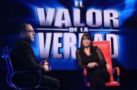 El Valor de la Verdad: Estas son las preguntas que respondió Danuska Zapata