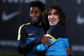 Barcelona: Carles Puyol recibió el alta médica - Liga Española (Video)