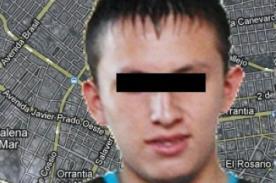 Gringasho: Crean página web para encontrar al peligroso delincuente