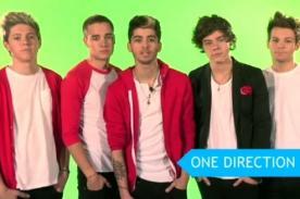 One Direction lucha contra el hambre en África - Video