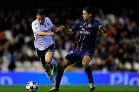 PSG vs Valencia en vivo (1-1) por Fox Sports - UEFA Champions League