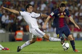 Lionel Messi: 'Argentina juega como el Real Madrid'