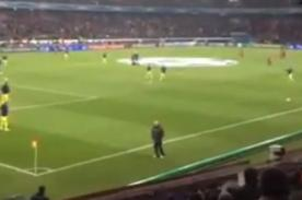Vídeo: Dani Alves y Messi se mandan tremendo entrenamiento - Barcelona vs. PSG