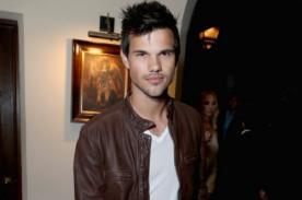 Taylor Lautner: Soy un chico sencillo