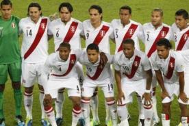 Perú subió dos puestos en el Ranking Mundial FIFA - Selección Nacional