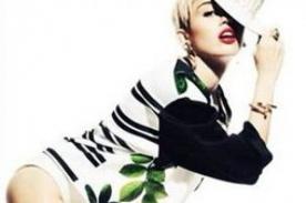 Miley Cyrus se luce sexy y atrevida en primer adelanto de edición de Notion
