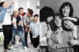 Best Song Ever: One Direction acusados de copiar tema de The Who
