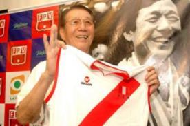 Man Bok Park habló acerca de la situación actual de vóley peruano