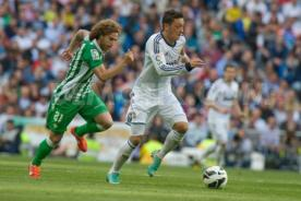 Video de goles: Real Madrid vs Real Betis (2-1) – Liga BBVA