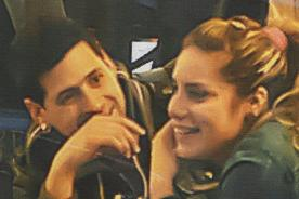 Grasse Becerra olvida a Joshua Ivanoff besando a su bailarín - Fotos