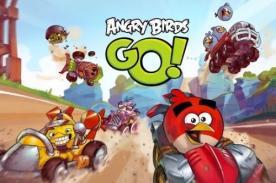 Angry Birds tendrá juego de carreras al estilo de Mario Kart - Video