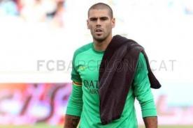 Víctor Valdés firmaría contrato con el Mónaco en enero - Liga BBVA