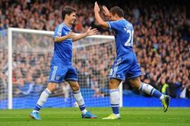 Video: Chelsea venció a Cardiff City con anotación de Samuel Eto'o