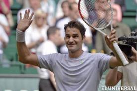 Roger Federer aseguró su presencia en el Masters de Londres
