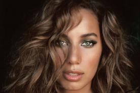 Leona Lewis prohíbe radicalmente a sus sobrinas imitar a Miley Cyrus y a Rihanna