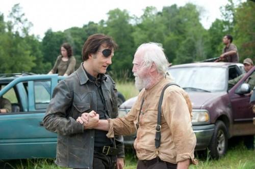 The Walking Dead: Último capítulo y detrás de cámaras de serie - FOTOS