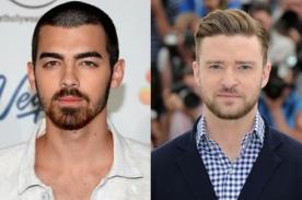Joe Jonas no tolera las comparaciones con Justin Timberlake