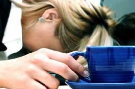 Bebidas y alimentos que generan estrés - Entérate
