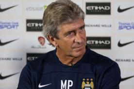 Manuel Pellegrini: Barcelona no es el mismo equipo que hace dos años