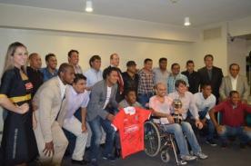 Plantel de Cienciano Campeón de la Copa Sudamericana se reúne - Fotos