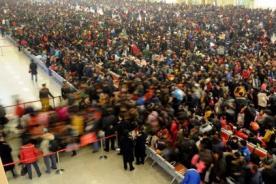 Prevén 3.600 millones de viajes para celebrar el Año Nuevo Chino