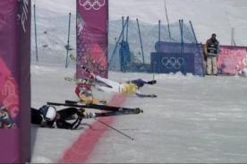 Sochi 2014: El triunfo más insólito de los Juegos Olímpicos de Invierno - VIDEO