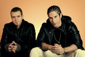 Chino y Nacho realizara concierto en Lima
