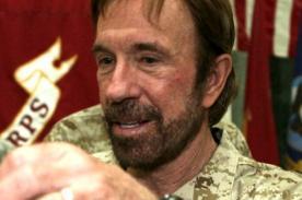 ¡Feliz cumpleaños Chuck Norris!