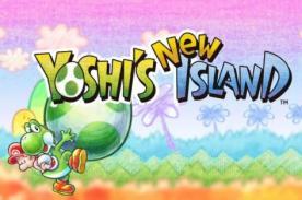 Yosh's New Island: El nuevo juego de Yoshi en Nintendo