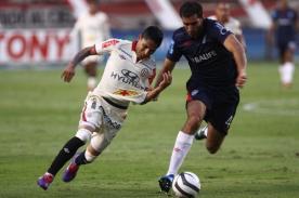 Copa Inca 2014: Universitario vs San Martín (1 - 1) - Minuto a minuto