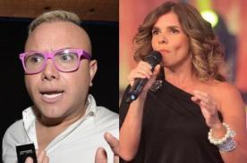 Carlos Cacho defiende a Johanna San Miguel en polémica por racismo