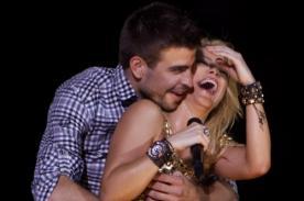 Shakira comenta sobre el 'carácter posesivo' de Gerard Piqué