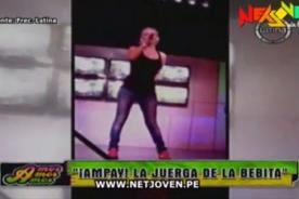 Chicas Doradas: Anabel Torres protagonizó vergonzoso episodio - VIDEO