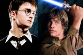 Harry Potter vs Star Wars: Mago y Jedi protagonizan ocurrente pelea