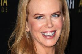 Nicole Kidman revela que ¡no es australiana y que su nombre es falso!