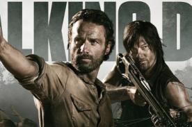 The Walking Dead: Revelan primera imagen de quinta temporada [Foto]