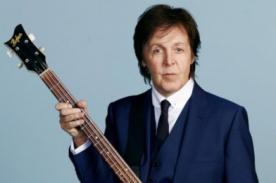 Gira de Paul McCartney se suspende por enfermedad