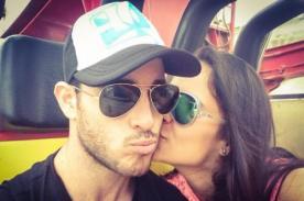Combate: Eyal Berkover y su novia se lucen enamorados (Fotos)