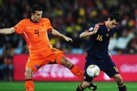 Minuto a minuto España vs Holanda (1-5) – Mundial Brasil 2014 – ATV en vivo