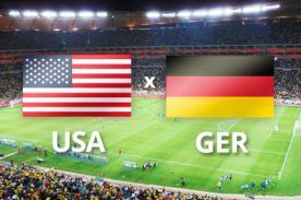 Estados Unidos vs Alemania ATV En Vivo – Mundial Brasil 2014 (Hora Peruana)