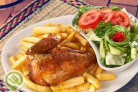 Día del pollo a la brasa: Disfruta del plato haciéndolo más sano