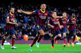 Liga BBVA 2014: Barcelona vs Elche en vivo por ESPN