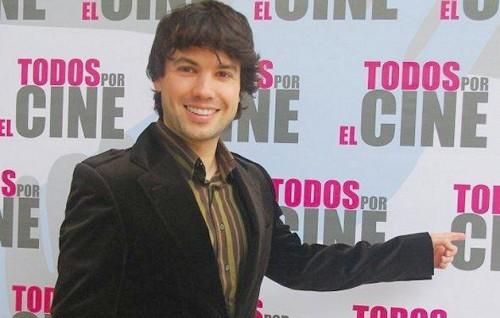 Bruno Pinasco estará en la alfombra roja entrevistando a los famosos