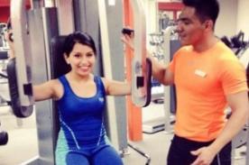¿Sigue los pasos de Melissa Loza? ¡Wendy Sulca muestra su trabajo en el gym! [Foto]
