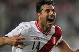 Claudio Pizarro: El 'Bombardero' habló sobre su sueño no cumplido