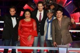 La Voz Perú gana como 'Mejor programa de televisión' en Premios ANDA