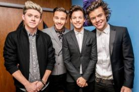 One Direction: Graban videoclip de su nuevo tema en la NASA